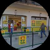 Punto vendita di Via del Capricorno, 9 - 90125 Palermo