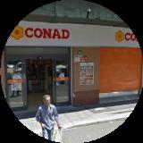 Punto vendita di Via Argento, 32/34 - 90128 Palermo